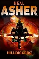 Neal Asher - Hilldiggers